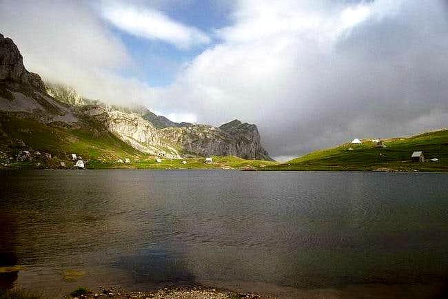 Kapetanovo Jezero (Captain's...