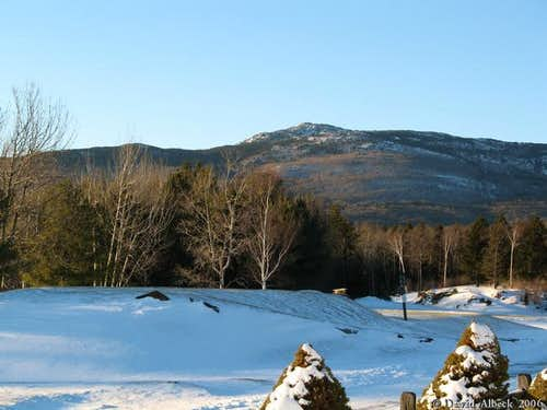 Monadnock as seen from the...