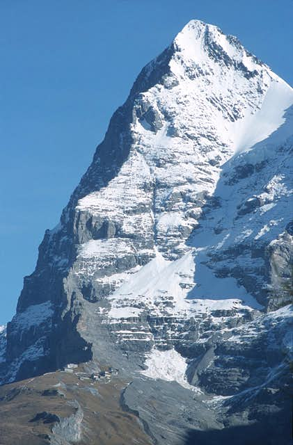 First Ascent of the Eiger 1858