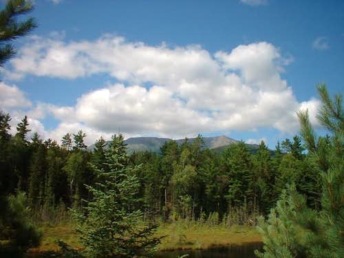 Katahdin in the summer of 04....