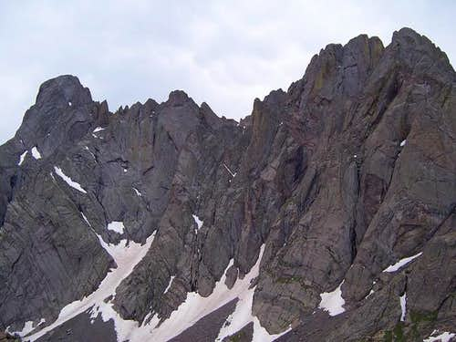 Crestone Needle & Peak from...