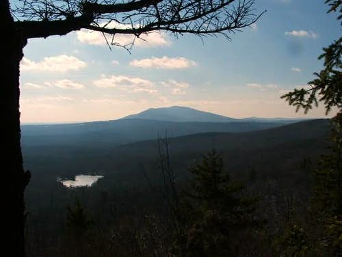 Taken of Monadnock from the...