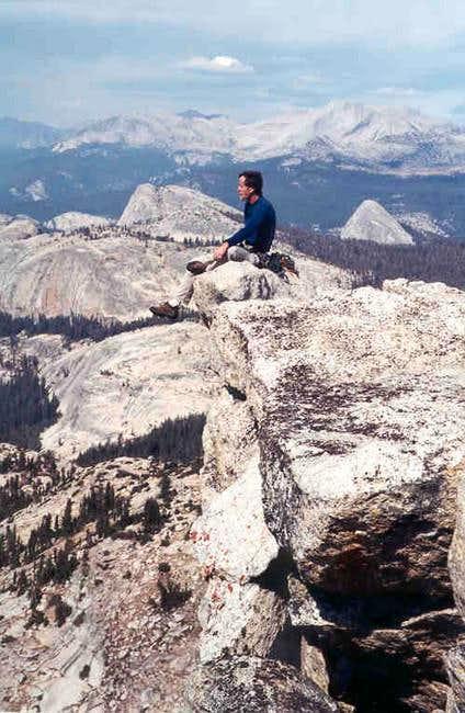 Summit Overhang-Chris