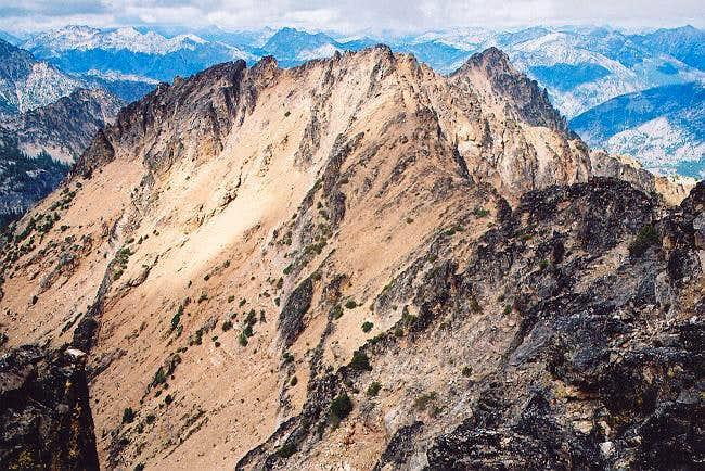 The north summit (