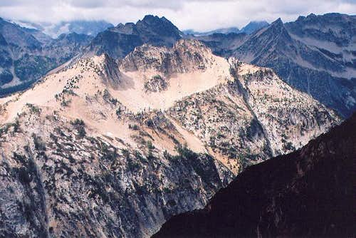 """Enigma Peak"" (Pk 8015) to..."
