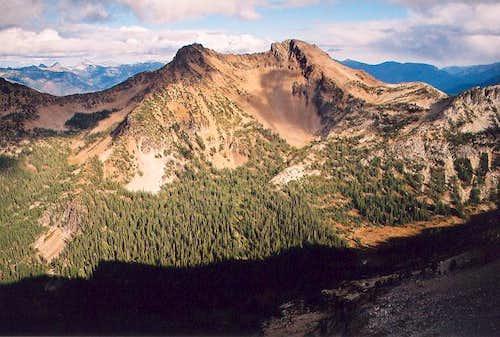 Flora Mountain