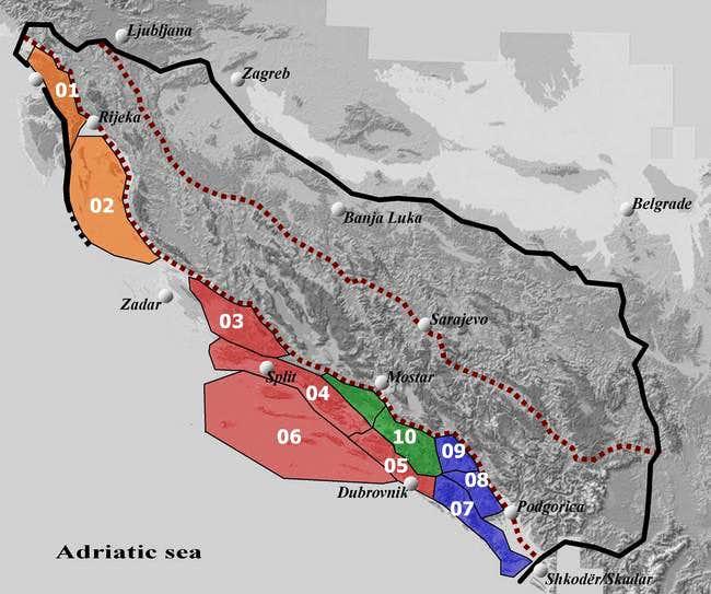 Map 4. Maritime Belt