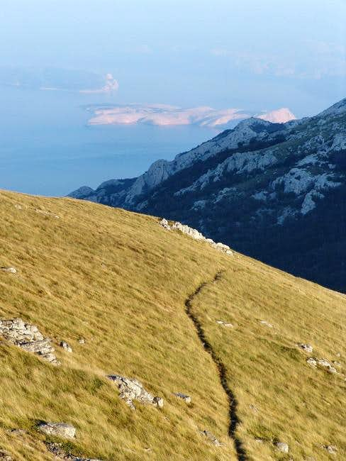 A view from Velebit