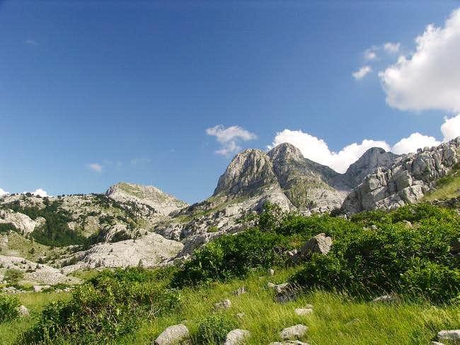 Dinaric Alps, Prenj massif ,...