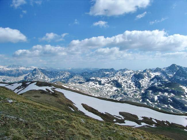 Dinaric Alps. Kucka krajina...