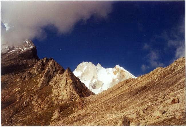 Mt. Meru 1, 2, 3.