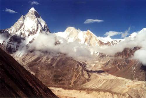 Mount Thelu