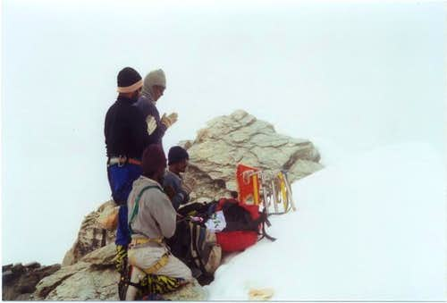 On the Summit - Offering...