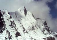 Mt. Saifi, as seen while...