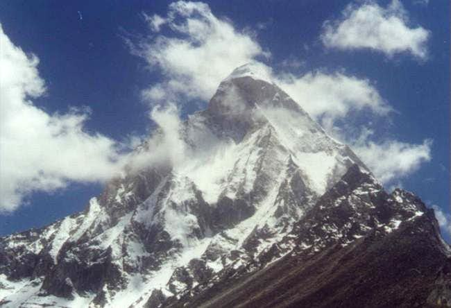 The Majestic Mt. Shivling