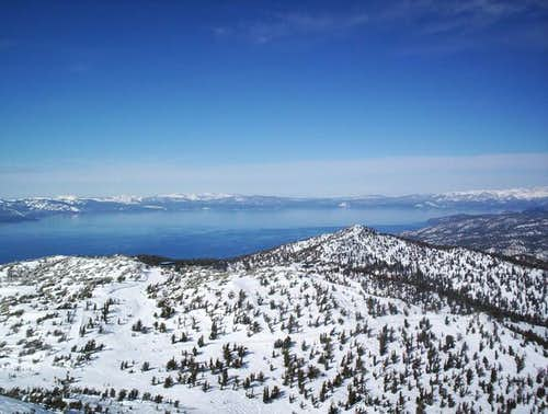 Lake Tahoe expands north, as...