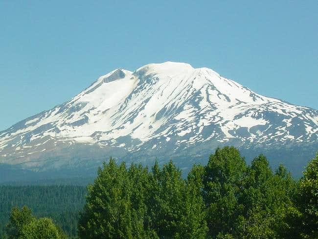 Mount Adams July 7, 2005....