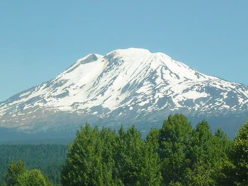 Mt. Adams: Hangover on the South Spur