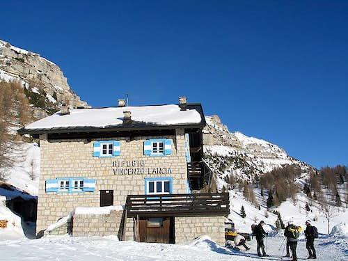 Rifugio Alpe Pozza
