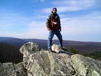 Rob Jones at the Summit of...