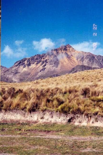Ilinaza Norte seen from La...