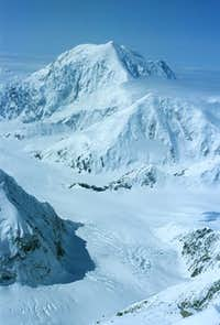 Mt. Foraker as seen from...