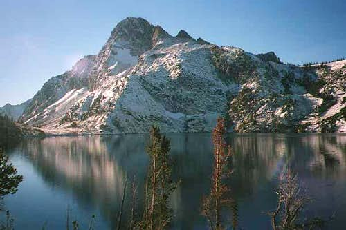 Regan from Sawtooth Lake- The...