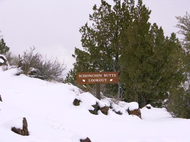 Schonchin Butte Trail