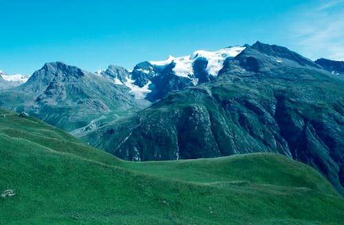 Haute Maurienne : Albaron...