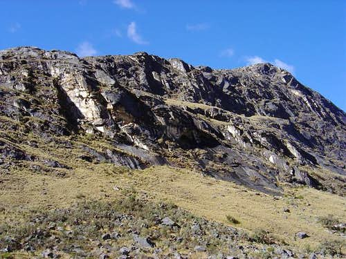 North wall of Sentilo from...