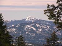 Mount Ashland from the Soda...