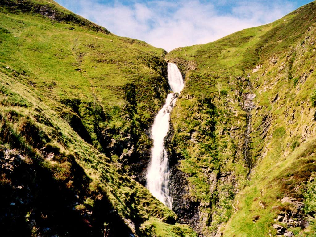 The Grey Mare's Tail...
