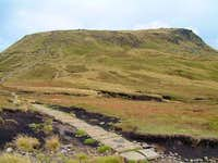Kinder Scout from the north...