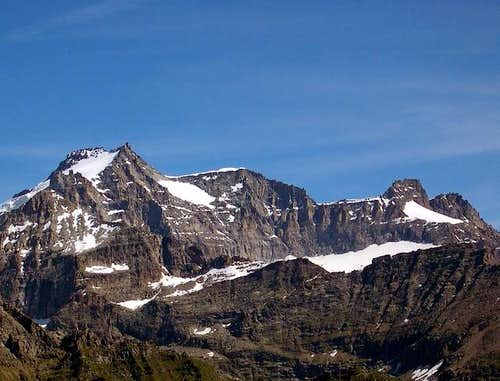 From left: Gran Paradiso,...