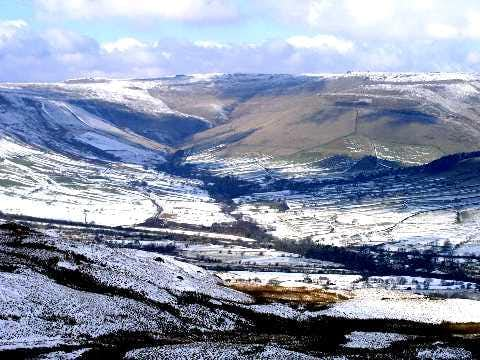 Grindsbrook from the south...