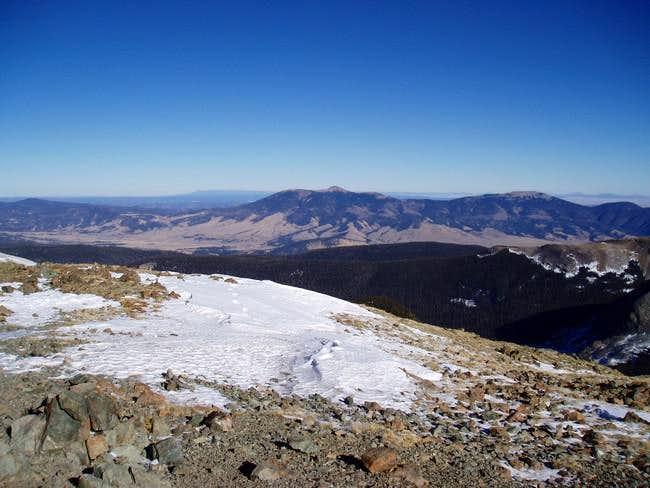 Baldy Peak & Mt. Phillips (my...