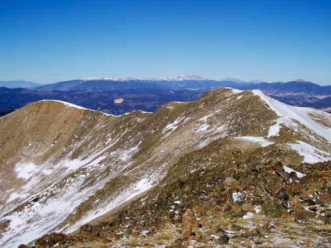 Summit Ridge - 05 Jan 2006