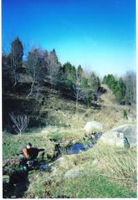Bald Creek