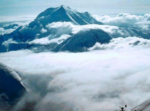 Mount Foraker from 16,000...