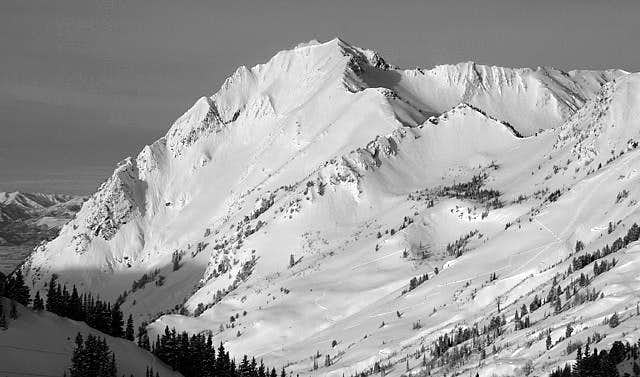 Mt. Superior and Cardiac...