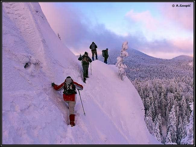Winter in Rozanski Kukovi