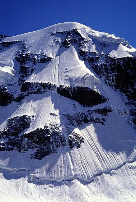 Roseg North Face of the...