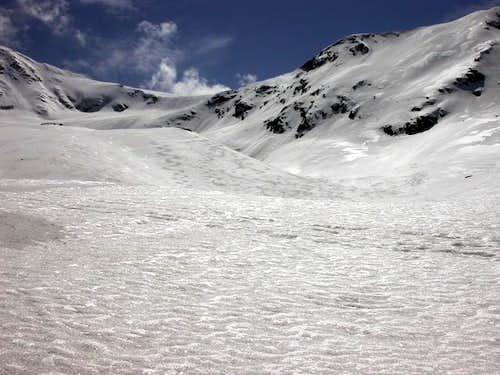 Upper right: Giasson summit....
