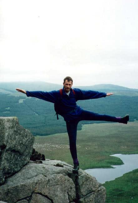 Once a gymnast always one....