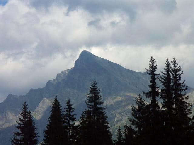 Krivan from Podbanske....