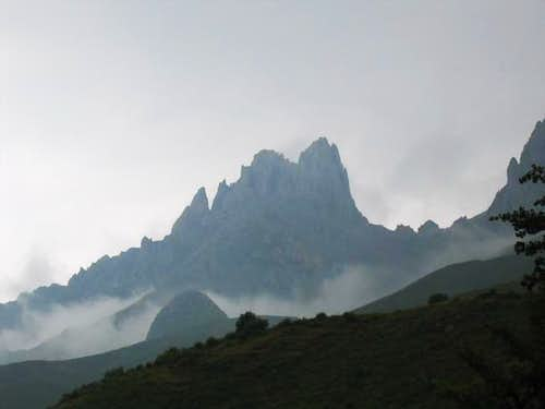 View of Torre del Friero