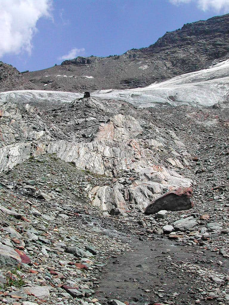 In view of the Ravelli fixed bivouac