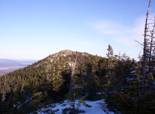 Cranberry Peak as viewed from...