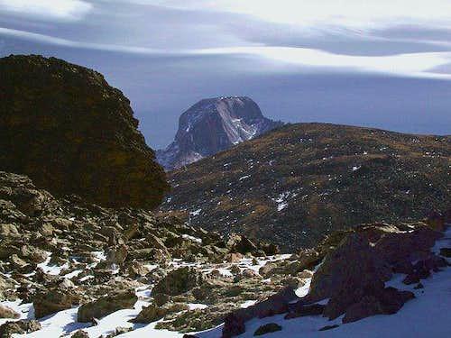 Longs from Otis Peak