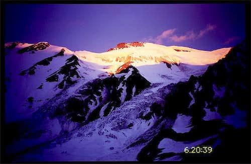 Cerro Trono´s (5477 m/17970...